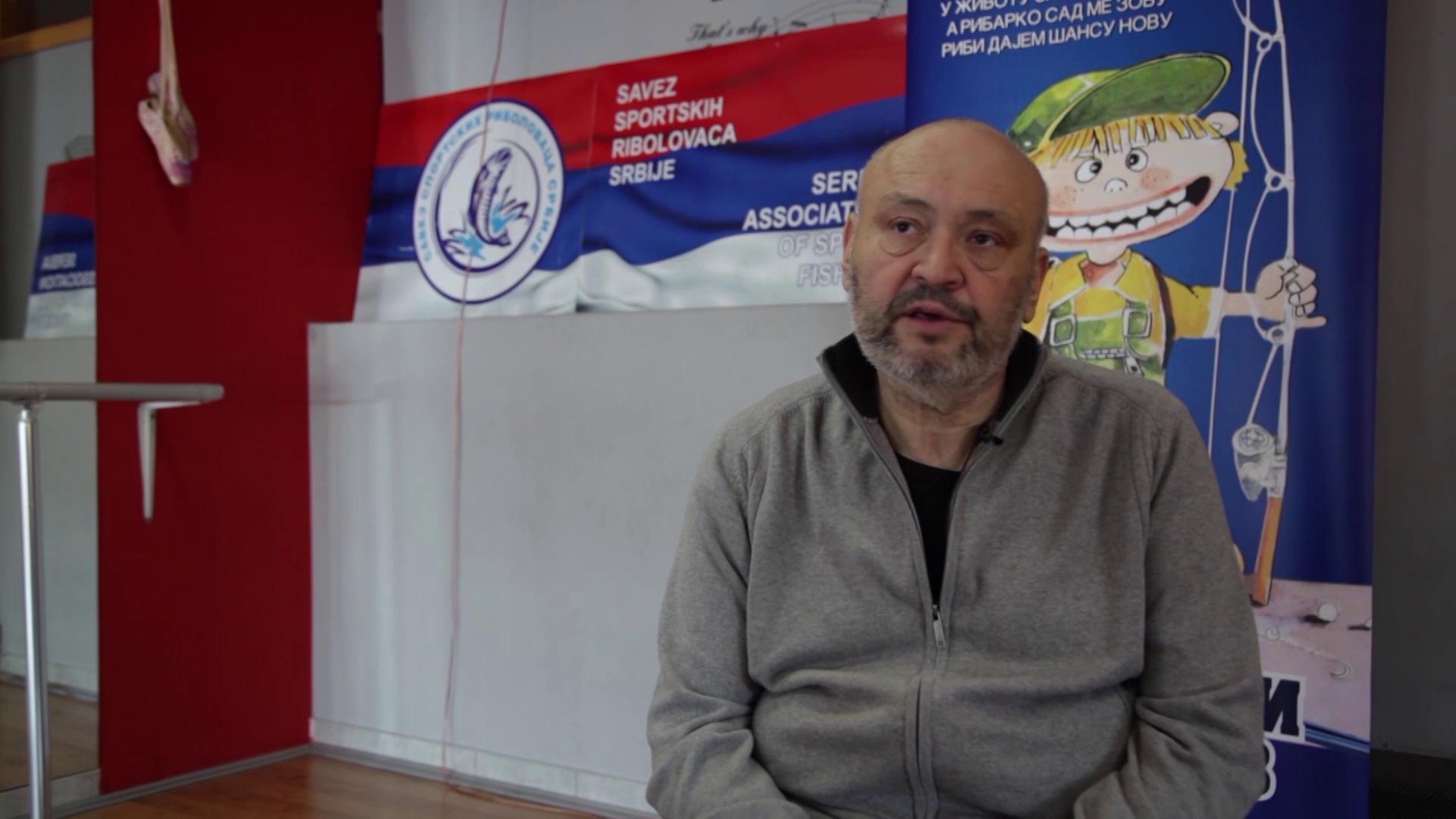 Savez sportskih ribolovaca Srbije